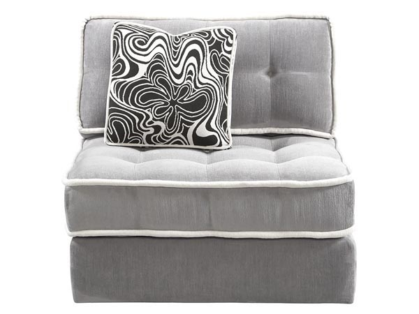 Rent the Lounge Armless Chair