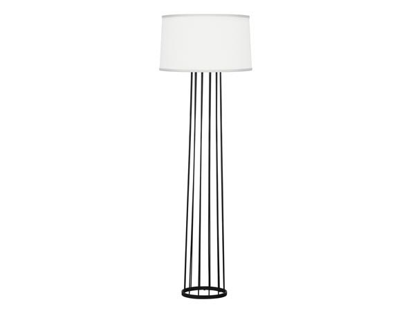 Rent the Cage Floor Lamp