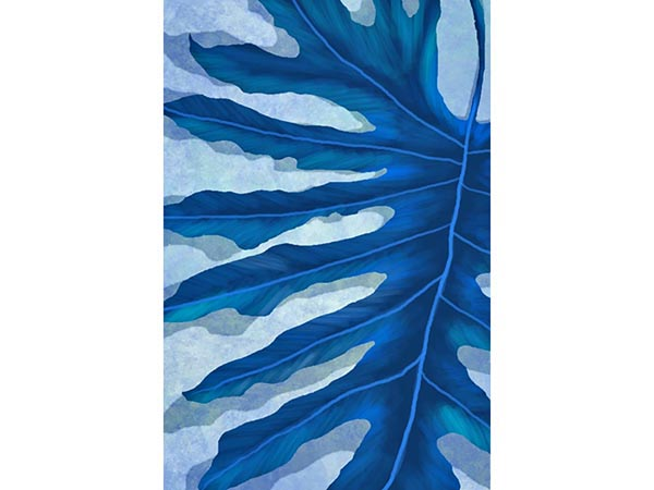 Rent the Abstract Frond I Framed Artwork