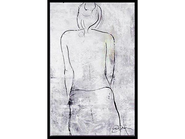 Rent the A Pose I Framed Artwork