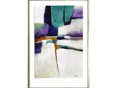 Rent the 4 Marbles II Framed Artwork