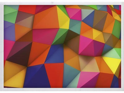 Rent the Cubism Framed Artwork