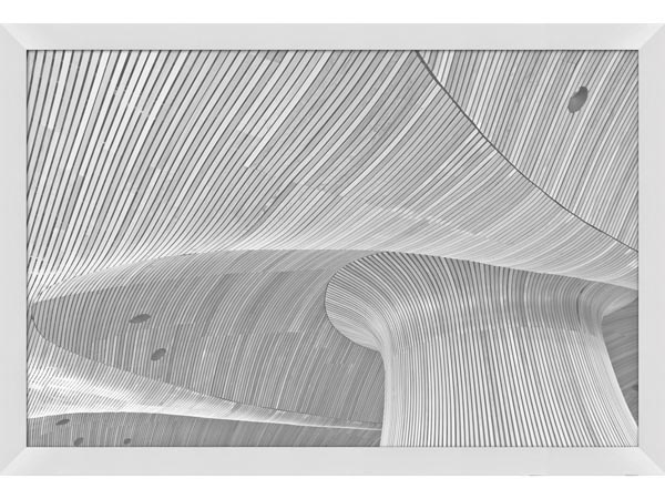 Rent the Architectural Moment 7 Framed Artwork