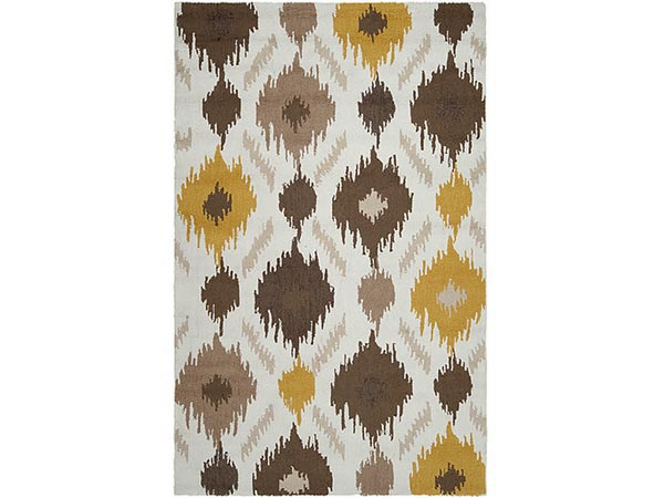 Rent the Mello Yellow Rug