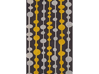 Rent the Carbon Area Rug