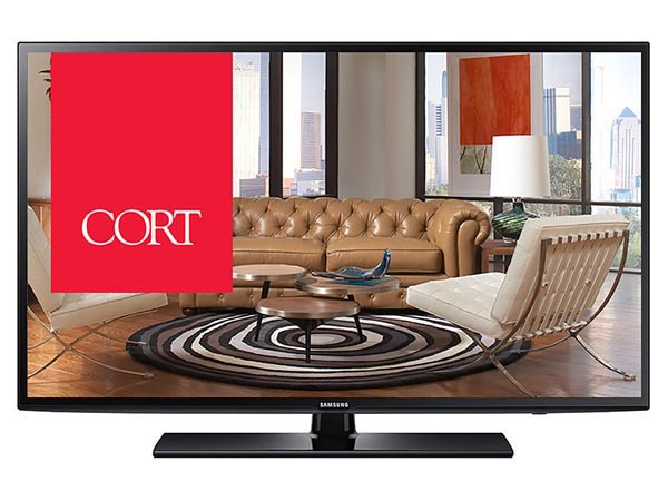 "Rent the 60"" SMART LED/HDTV 1080p"