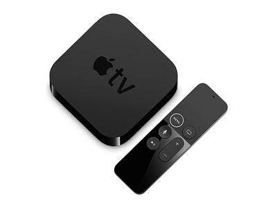 Rent the Apple TV UNIT-32GB-BLACK, 4th Generation