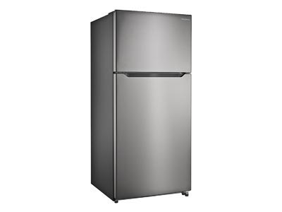 Rent the 18.1 Cu Ft. Top Freezer Refrigerator, Stainless Steel