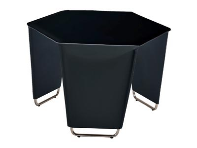 Rent the Movado Table - Black