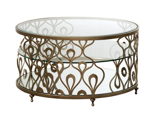 Rent the Peacock Coffee Table
