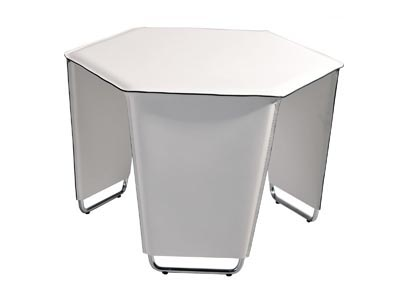 Rent the Movado Table - White