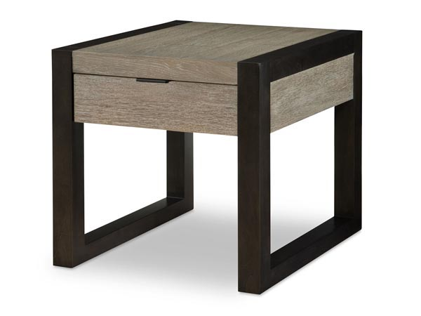 Rent the Helix End Table