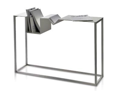 Rent the Zig Zag Console Table