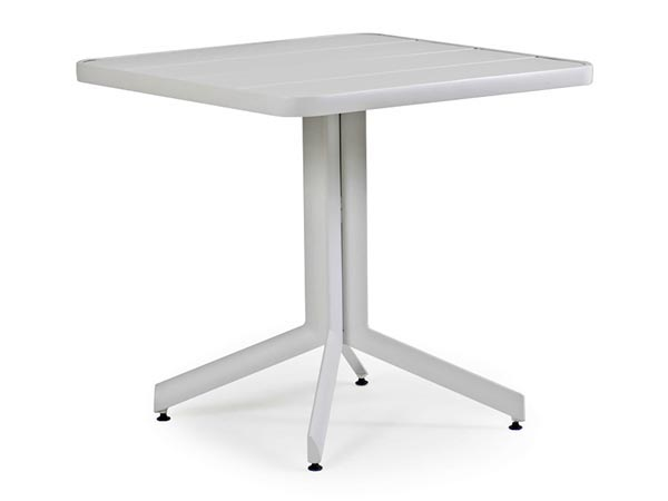 Rent the Beach Club Dining Table Square