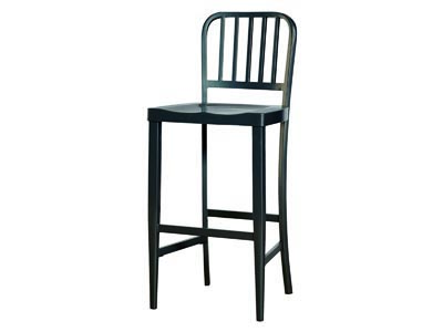 Rent the Mason Silver Bar Stool