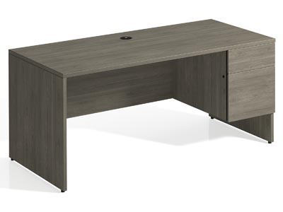 Rent the Totem Right Pedestal Desk