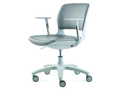 Rent the Astra Gray Task Chair with Arms