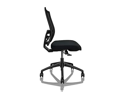Rent the Affinity Chair - Armless