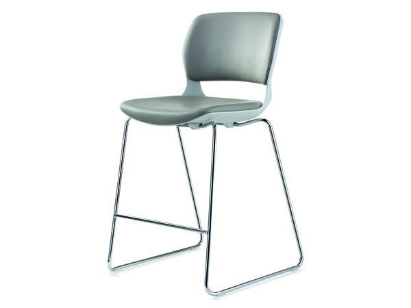 Rent the Astra Gray Cafe Stool
