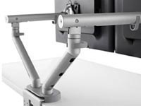 Rent the Flo Dual Screen Monitor Arm