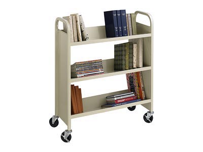 Rent the Book / Library Cart