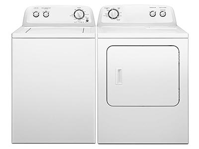 Rent the 3.6 Cu. Ft Washer and Dryer (Electric) Set