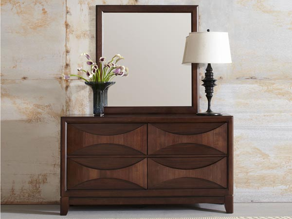 Rent the Madden Dresser with Optional Mirror