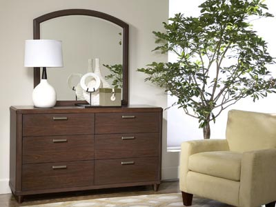 Rent the Beaumont Dresser with Optional Mirror