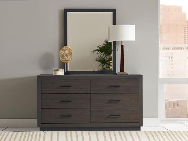 Rent the Dorian Dresser with Optional Mirror