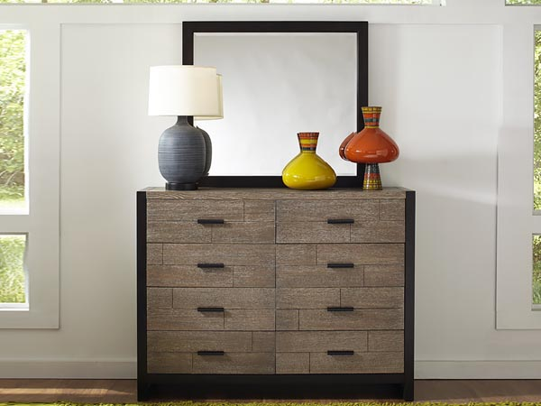 Rent the Helix Dresser with Optional Mirror