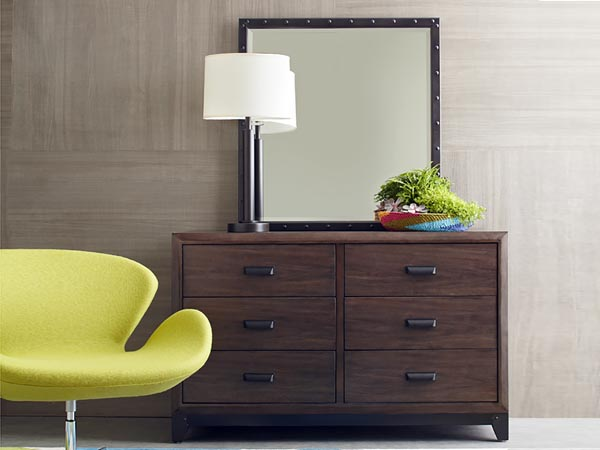 Rent the Mackenzie Dresser with Optional Mirror