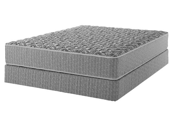 Rent the CORT Classic Plush Mattress Set, Queen