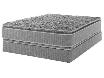 Rent the Dream Retreat Pillow Top Mattress Set, King