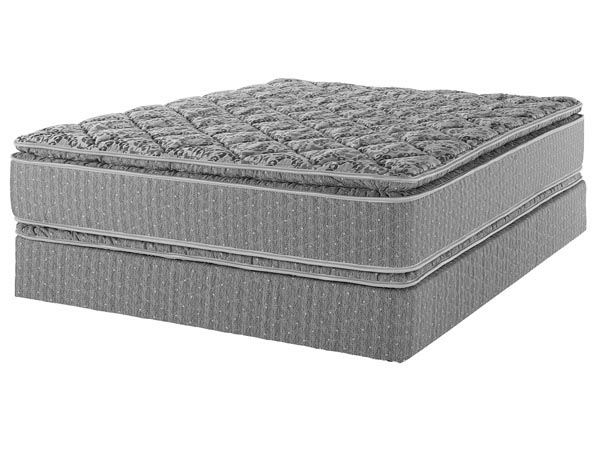Rent the Dream Retreat Pillow Top Mattress Set, Queen