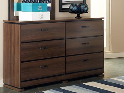 Rent the Clarence Dresser with Optional Mirror