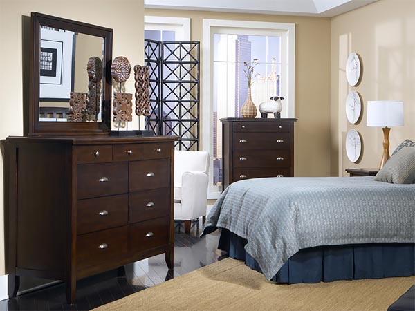 Rent the Colfax Dresser with Optional Mirror