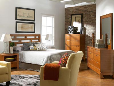 Rent the Bainbridge Queen Headboard