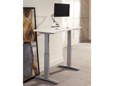 """Height Adjustable 22"""" x 48"""" Standing Desk"""