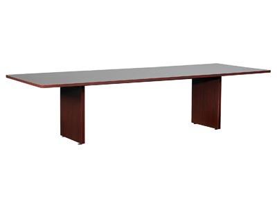 10700 Mahogany 10' Rectangle Conference Table