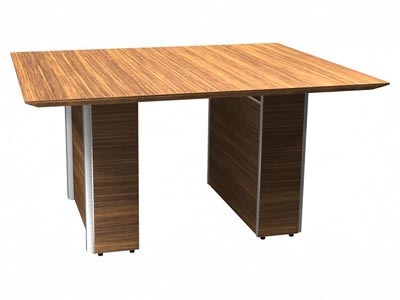 Quorum 5' Conference Table - Carmello
