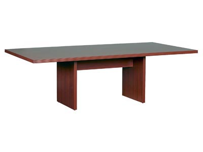 70's Series 8' Rectangle Conference Table