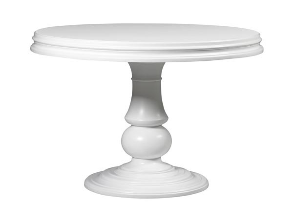 Rent the Bianca Round Dining Table