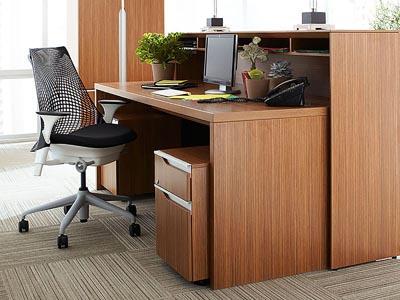 NEX Carmello Reception Desk