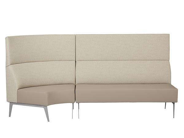 Rent the Hip Hop High Back Lounge Sofa Set