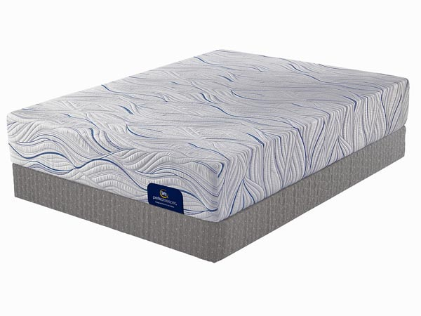 Rent the Sudbury Memory Foam Mattress Set, CA King