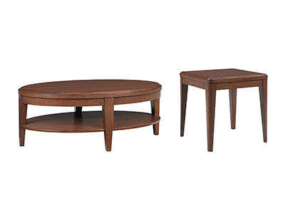 Beaumont 2 PC Coffee & End Table Set