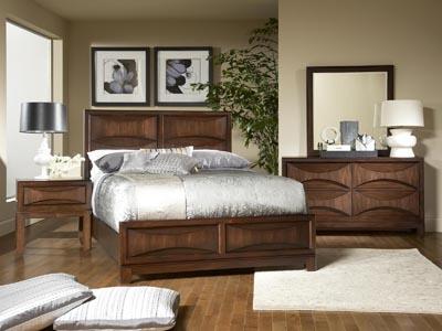 Madden 4 PC Queen Bedroom Set