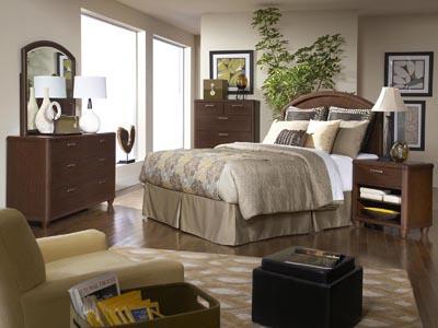 Beaumont 4 PC Queen Bedroom Set