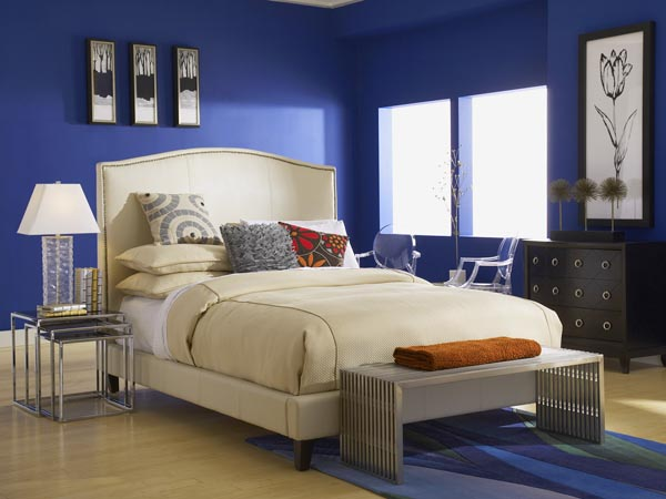 Rent the Lisa Queen Platform Bed