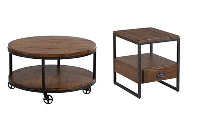 Dane 2 PC Coffee & End Table Set
